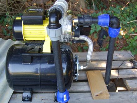 arrosage automatique avec pompe de surface - Pompe De Jardin