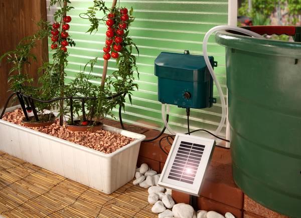 arrosage automatique solaire