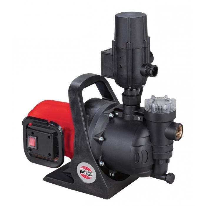 pompe arrosage basse pression