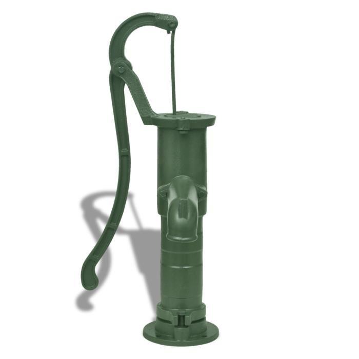 pompe arrosage fonte