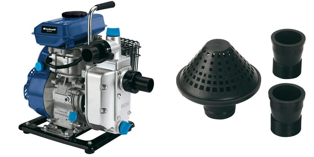 pompe arrosage thermique