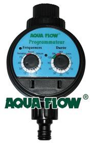 programmateur arrosage automatique aqua flow