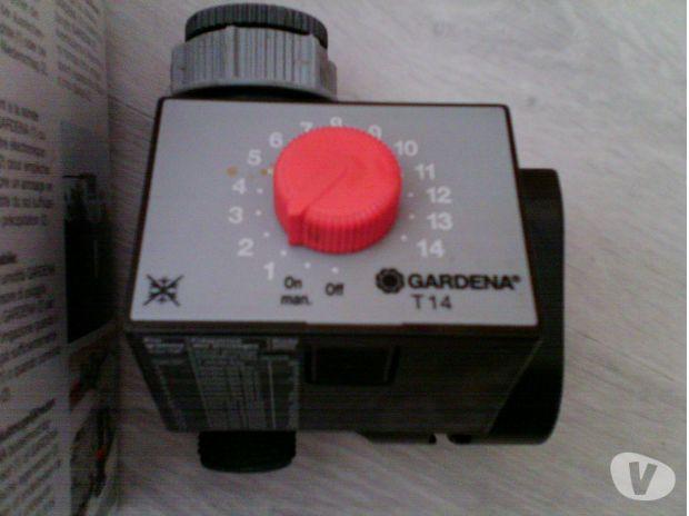 programmateur arrosage gardena t14