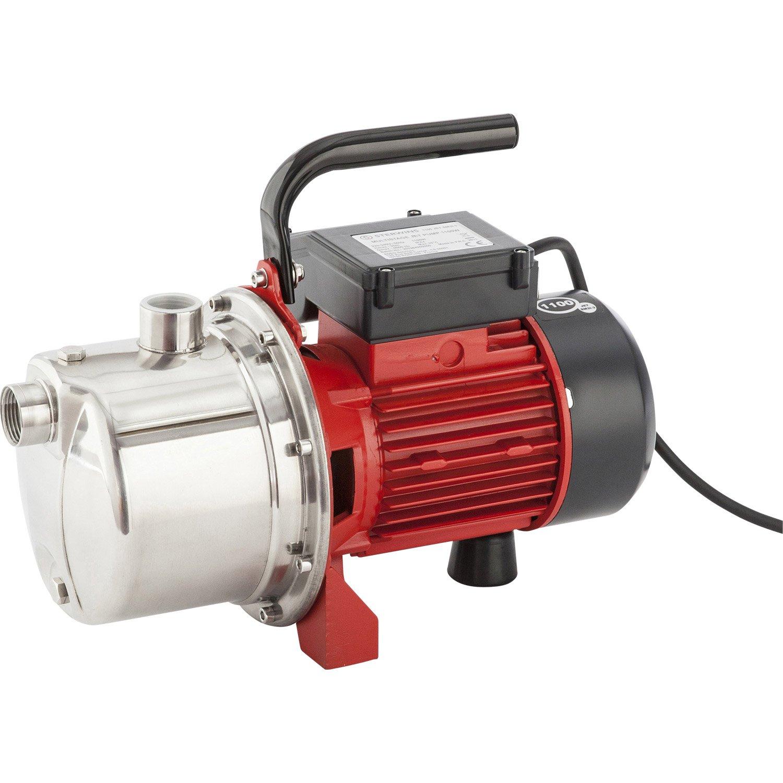 pompe arrosage automatique castorama